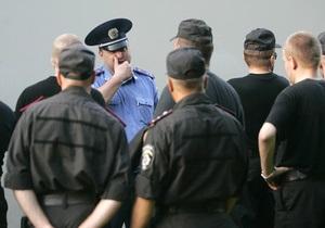 МВД: В Киеве участились кражи имущества из автомобилей