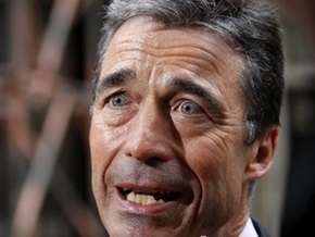 Расмуссен: Украина и Грузия пока не соответствуют критериям НАТО