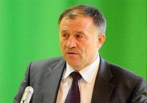 В Киеве задержали бывшего главу Минприроды