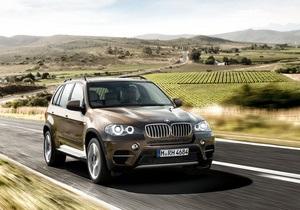 В Киеве задержали угонщиков элитных моделей BMW