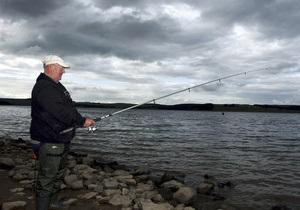 В Англии участники рыболовецкого чемпионата смогли поймать лишь одного кальмара