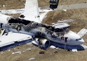 Boeing-777 - Пилот-инструктор Boeing-777, разбившегося в Сан-Франциско, работал в компании первый день