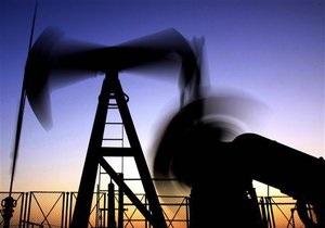 Цены на нефть в Европе продолжили падение