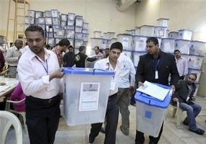 В Ираке отложено объявление предварительных результатов выборов