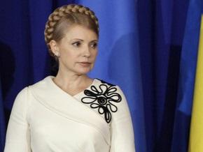 Тимошенко отменила визит в Польшу