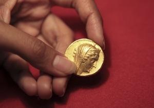 Израильские археологи обнаружили золотую монету, возраст которой белее двух тысяч лет
