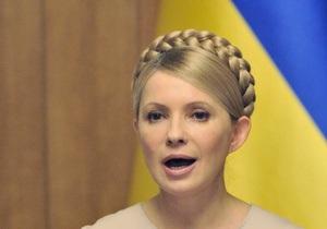 Тимошенко пообещала Горбалю и Сухому вотум недоверия