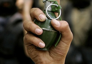 На украино-польской границе у датчанина обнаружили 11 гранат
