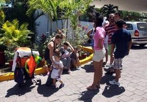 В районе Акапулько произошло сильное землетрясение