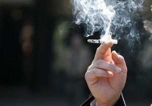 Рада может запретить несовершеннолетним курить