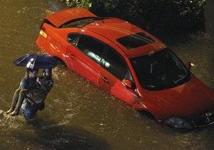 Китаю грозит сильнейшее за 20 лет наводнение