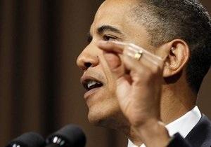 Обама призвал Уолл-стрит поддержать его попытки реформирования финансового сектора США