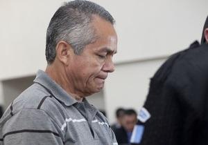 В Гватемале бывший солдат элитного подразделения приговорен к шести тысячам лет тюрьмы