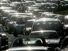 Авария блокировала въезд в Москву