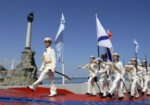 Командующий ЧФ РФ назвал главную задачу флотов России и Украины