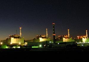 Первый энергоблок Запорожской АЭС выведен в плановый ремонт