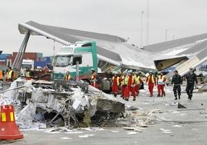 В Осло товарный поезд протаранил здание: двое погибших