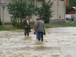 Жителям Ивано-Франковской области угрожают паводки