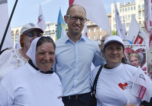 НГ: Украинская оппозиция готовит единый УДАР
