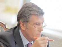 Ющенко не исключает, что Украине могут отключить газ