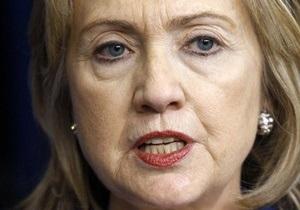 Клинтон отвергла подозрения в американском происхождении протестов в России