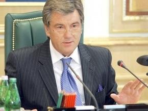 Ющенко остановил действие постановлений Кабмина об ограничении наценок на лекарства
