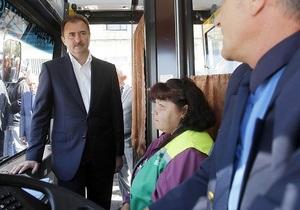 Киевский коммунальный транспорт вытесняет маршрутки - СМИ