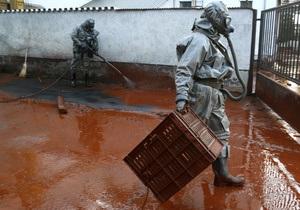 Главе венгерской компании, с завода которой вытекли токсичные отходы, не смогли выдвинуть обвинения