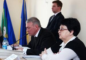 В Украине мэры трех городов-спутников атомных станций лишились должностей