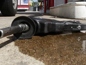 В Украине сократилось производство бензина