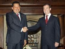 Чавес: Мы c  Медведевым стали хорошими и большими друзьями