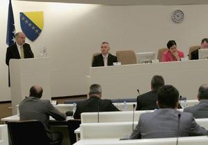 Россия предлагает Боснии и Герцеговине присоединиться к Договору о евробезопасности