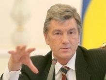 Ющенко подписал указ о переводе Одесса - Броды в аверсный режим
