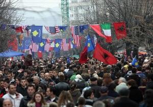 Власти Косово объявили своей целью скорейшую интеграцию в евроатлантические структуры