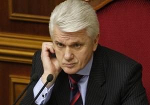 Литвин: Когда я открываю заседание, я подчеркиваю, что зарегистрировались не депутаты, а карточки