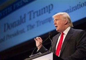 Новости США - Дональд Трамп: Миллиардера Дональда Трампа обвинили в мошенничестве