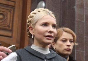 Сегодня Тимошенко в пятый раз идет на допрос в Генпрокуратуру