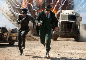 Фантастический фильм Зеленый шершень возглавил американский прокат