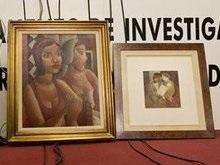 Найдены еще две картины, похищенные из музея Сан-Паулу