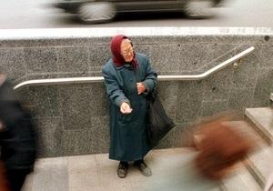 Янукович обещает повышение пенсий после увеличения пенсионного возраста