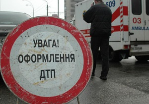 В Черниговской области перевернулся автобус