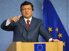 Еврокомиссия требует от Тимошенко и Путина немедленно возобновить поставки газа