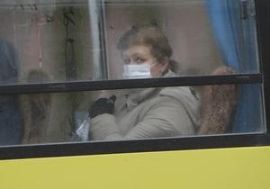 В Донецкой области подтверждены 302 случая заражения свиным гриппом