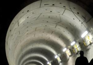 В Киеве хотят построить шесть туннелей
