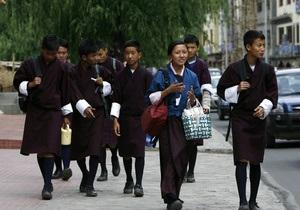 Бутан - Корреспондент: Королевство счастья. Бутан удивляет мир своей системой ценностей