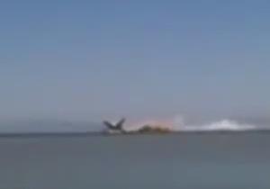 В интернет попало видео момента крушения Boeing 777 в аэропорту Сан-Франциско