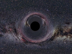 Доказано: в центре нашей галактики находится гигантская черная дыра