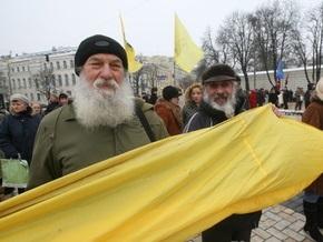 В феврале население Украины сократилось на 14 тысяч человек