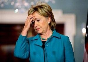 Клинтон прибыла в Триполи