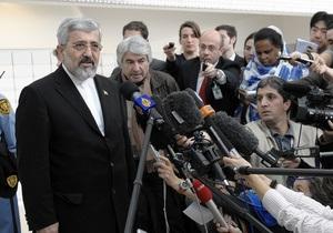 Иран заявил, что не прекратит обогащение урана